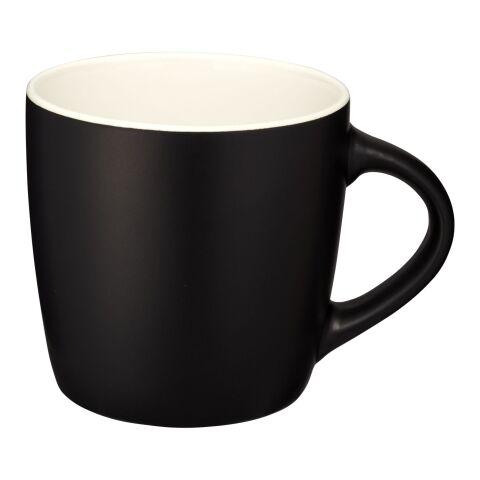 Riviera mugg Standard | svart brons-vit | Inget reklamtryck | Inte tillgängligt | Inte tillgängligt