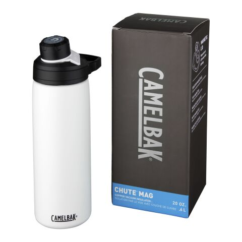 Chute mag 600 ml vakuumisolerad flaska i koppar