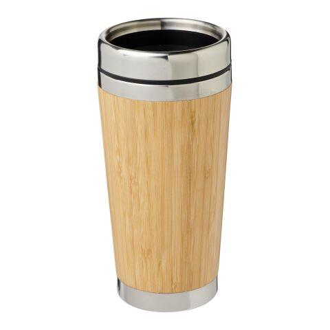 Bambus 450 ml behållare med bambu yttre