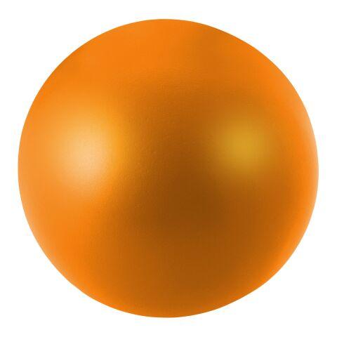 Stressboll rund orange | Inte tillgängligt | front | Inte tillgängligt