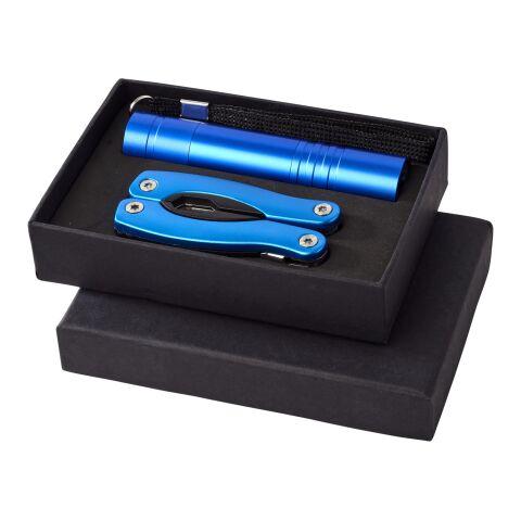 Scout gåvoset med multikniv och ficklampa