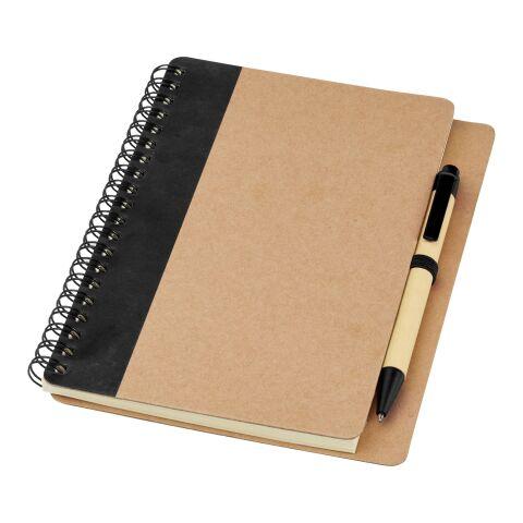 Priestly anteckningsbok med kulspetspenna