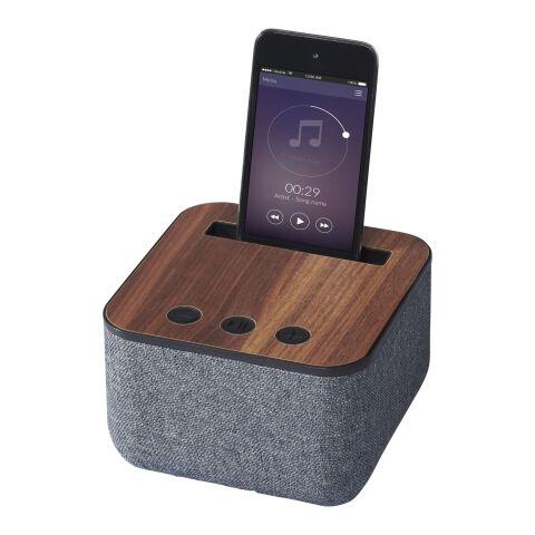 Shae Bluetooth® högtalare med trä och tyg