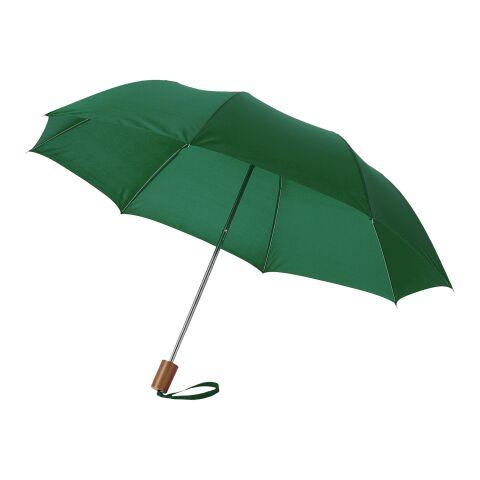 "20"" 2-sektions paraply Standard | grön | Inget reklamtryck | Inte tillgängligt | Inte tillgängligt | Inte tillgängligt"