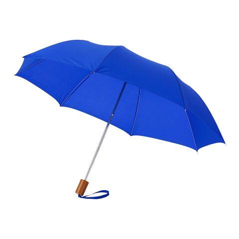 "20"" 2-sektions paraply kungsblå | Inget reklamtryck | Inte tillgängligt | Inte tillgängligt | Inte tillgängligt"