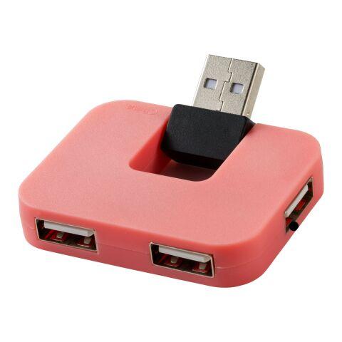 Gaia 4-portars USB-hubb