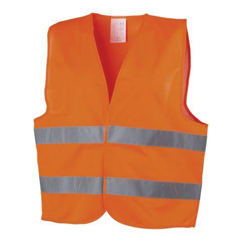 Säkerhetsväst för professionellt bruk orange   Inget reklamtryck   Inte tillgängligt   Inte tillgängligt