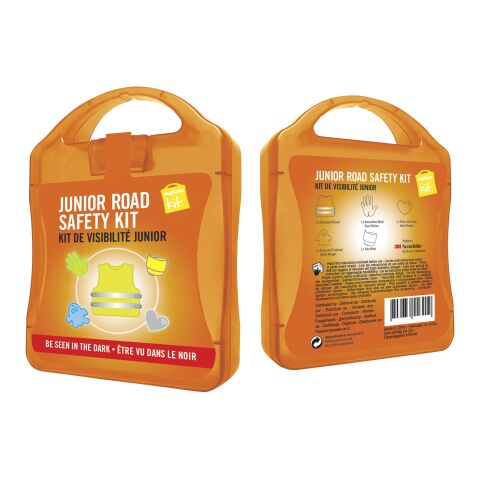 MyKit Safety Junior orange | Inget reklamtryck | Inte tillgängligt | Inte tillgängligt