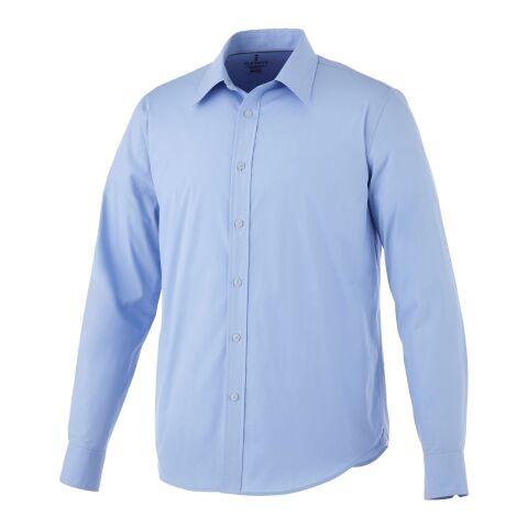 Hamell shirt, White, XS ljusblå | M | Inget reklamtryck | Inte tillgängligt | Inte tillgängligt