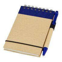 Zuse anteckningsbok med kulspetspenna
