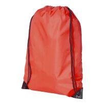 Oriole premiumgymnastikpåse röd | 3-färgat Silkscreentryck-Transfer | front | 230 mm x 280 mm | Inte tillgängligt